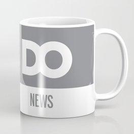 DO News Coffee Mug