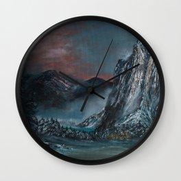 Ragnarok Wall Clock
