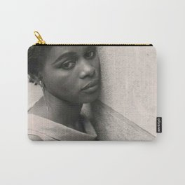 Cicely Tyson - Black Culture - Black History Carry-All Pouch