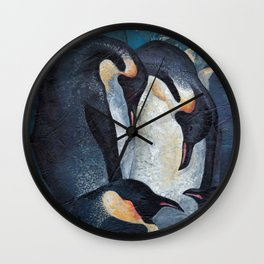 Searching For Sacraments: Anointing of the Sick Wall Clock
