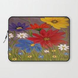 Wildflower-2 Laptop Sleeve