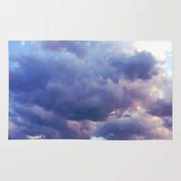 Stormy Clouds Rug