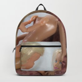 Personally Plastic Backpack