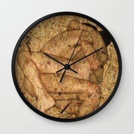 Kuma Sutra Wall Clock