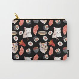 sushi cats Carry-All Pouch