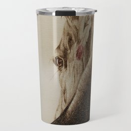 Native Horse Travel Mug