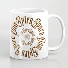 Dum spiro spero Mug