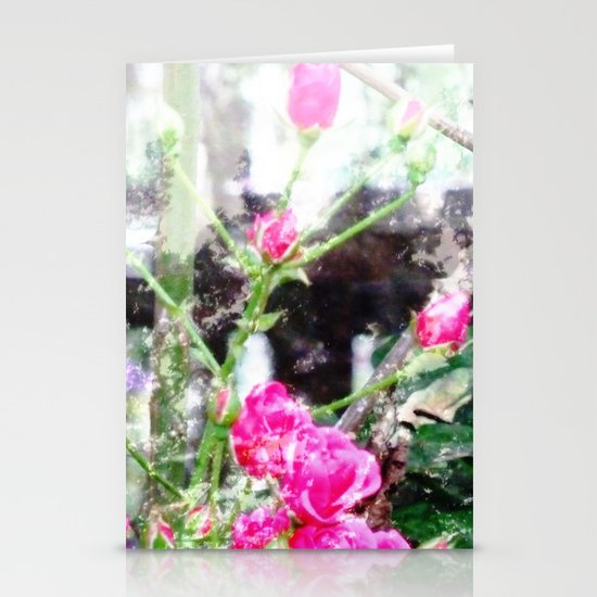 War Of The Roses 2 Stationery Cards