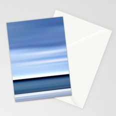 watercolor - seascape no.04 Stationery Cards
