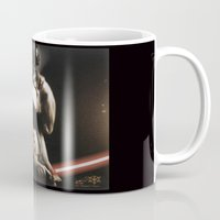 "arsenal Mugs featuring Morrisith ""My Arsenal"" by Ant Atomic"