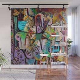 Love Gardening Wall Mural