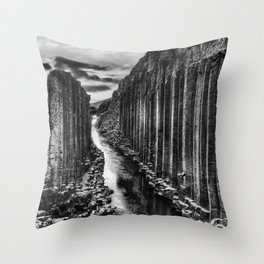 Rampart's Journey Throw Pillow