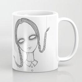 Be Afraid Coffee Mug