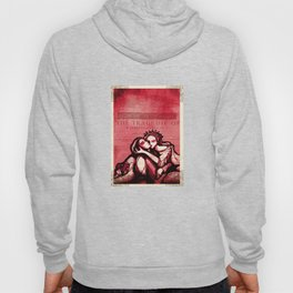 Romeo & Juliet - Shakespeare Folio Illustration Art Hoody