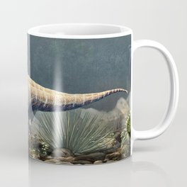 Iguanodon Bernissartensis Restored Coffee Mug