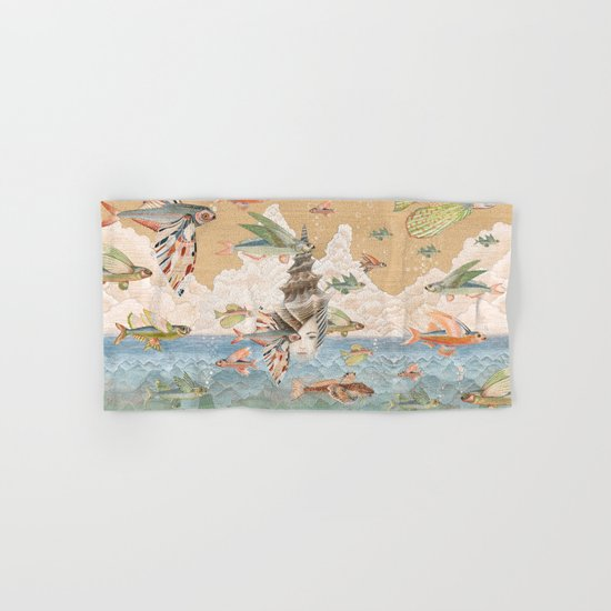 Sea dream Hand & Bath Towel