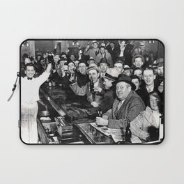 The Night Prohibition Ended Laptop Sleeve