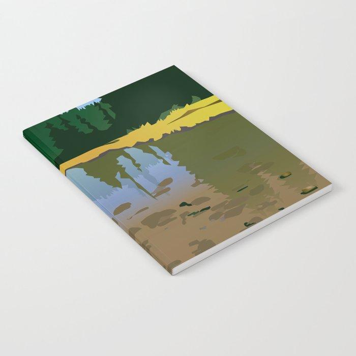Junction Lake Notebook