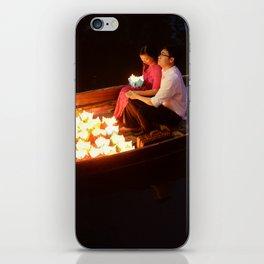 Vietnamese Lovers iPhone Skin