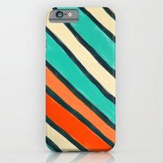Coloured Stripes iPhone 6s Slim Case