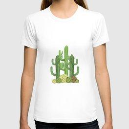 Desert Vacay Three Cacti T-shirt