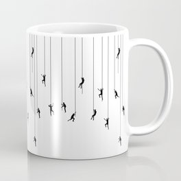 Climbers Coffee Mug