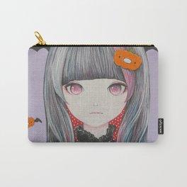 Pumpkin Nightmare Carry-All Pouch