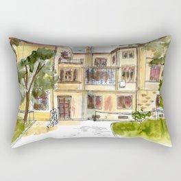 Museo di Storia Naturale Firenze Rectangular Pillow