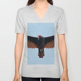 The Turkey Vulture Unisex V-Neck