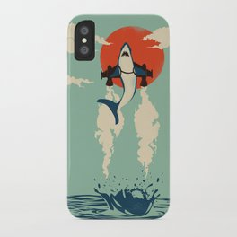 Up From the Deep iPhone Case