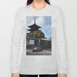 Kyoto Street Long Sleeve T-shirt