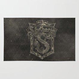 Slytherin House Rug