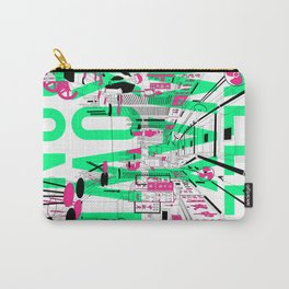 KOWLOON ALLEYWAY (Colorway B) Carry-All Pouch