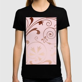Rose Quartz Gold Komingo T-shirt