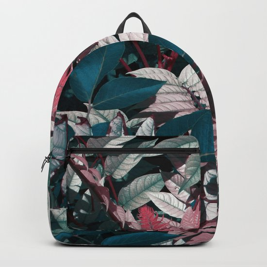 Beautiful garden leaves Backpack