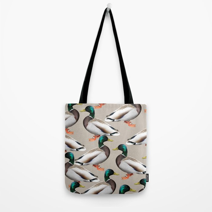 Mallards #society6 #decor #buyart Tote Bag