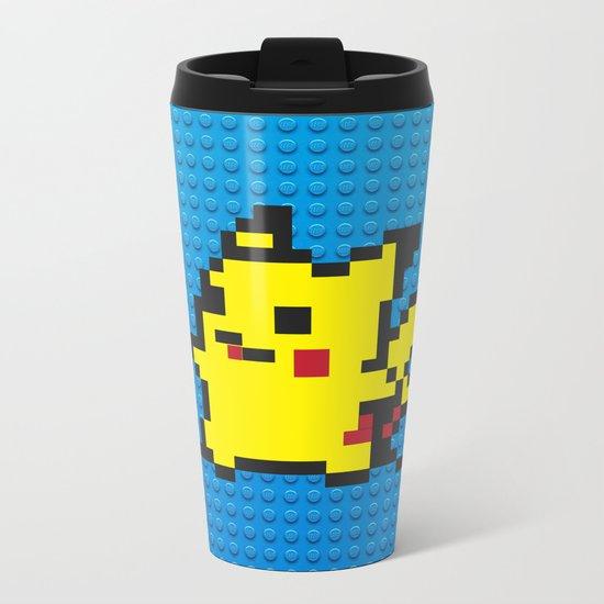 yellowmon Metal Travel Mug