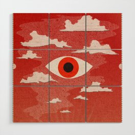 Safety Matches: Psyche Wood Wall Art