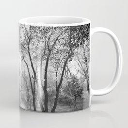 Into The Shadows Coffee Mug