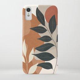 Branches Design 02 iPhone Case