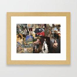 Musee Orsay Framed Art Print