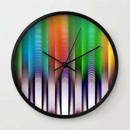FIRES Wall Clock