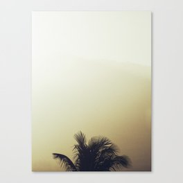 Tropical Vacations Canvas Print