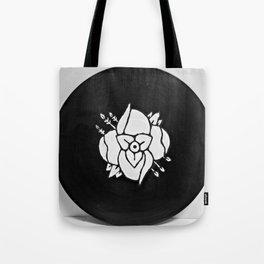 La Dispute On Vinyl Tote Bag