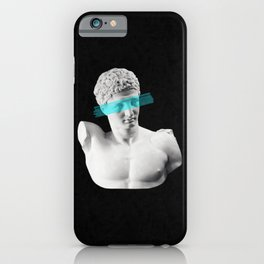 Hermes(the messenger of gods) iPhone Case