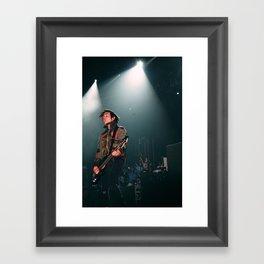 Pete Wentz, 2009 Framed Art Print