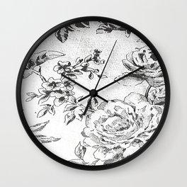 Fabrication Wall Clock