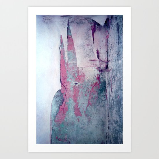 see you :-) Art Print