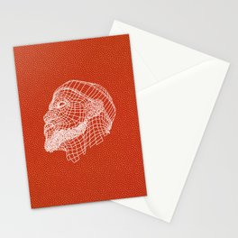 Basketball King Stationery Cards