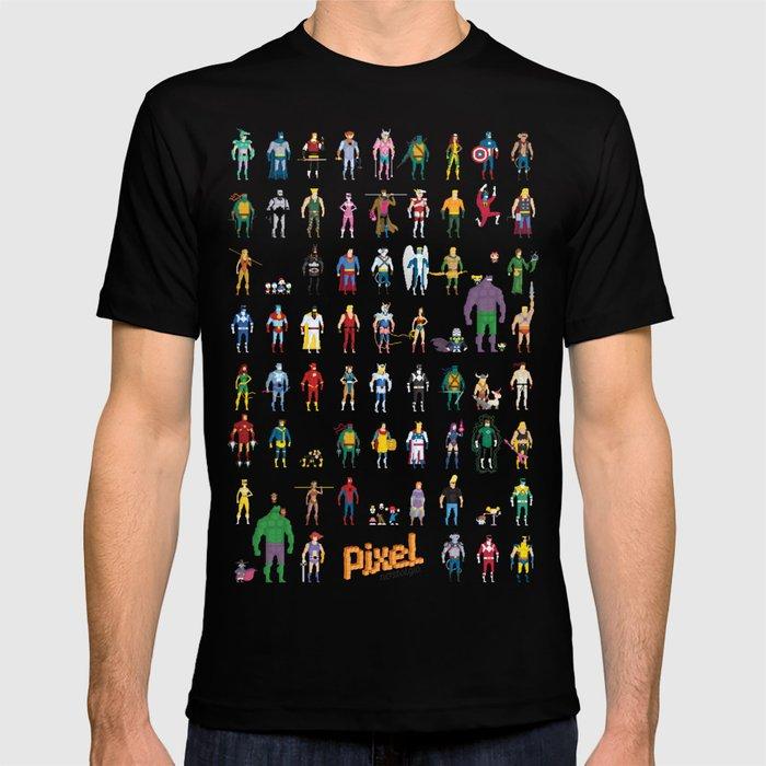 Pixel Nostalgia T-shirt